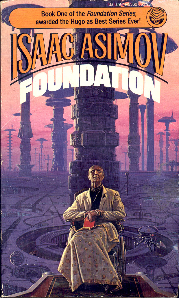 isaac asimov thesis Foundation by isaac asimov foundation is the first novel in isaac asimov's foundation trilogy (later expanded into thesis/dissertation chapter.