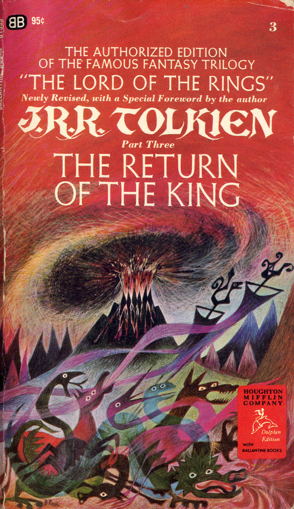 """a literary analysis of the novel return of the king Suwanti, wiwik (2006) an analysis on gollum's personality in the jrr tolkien trilogy novel lord of the ring """"the return of the king"""" other thesis, university."""